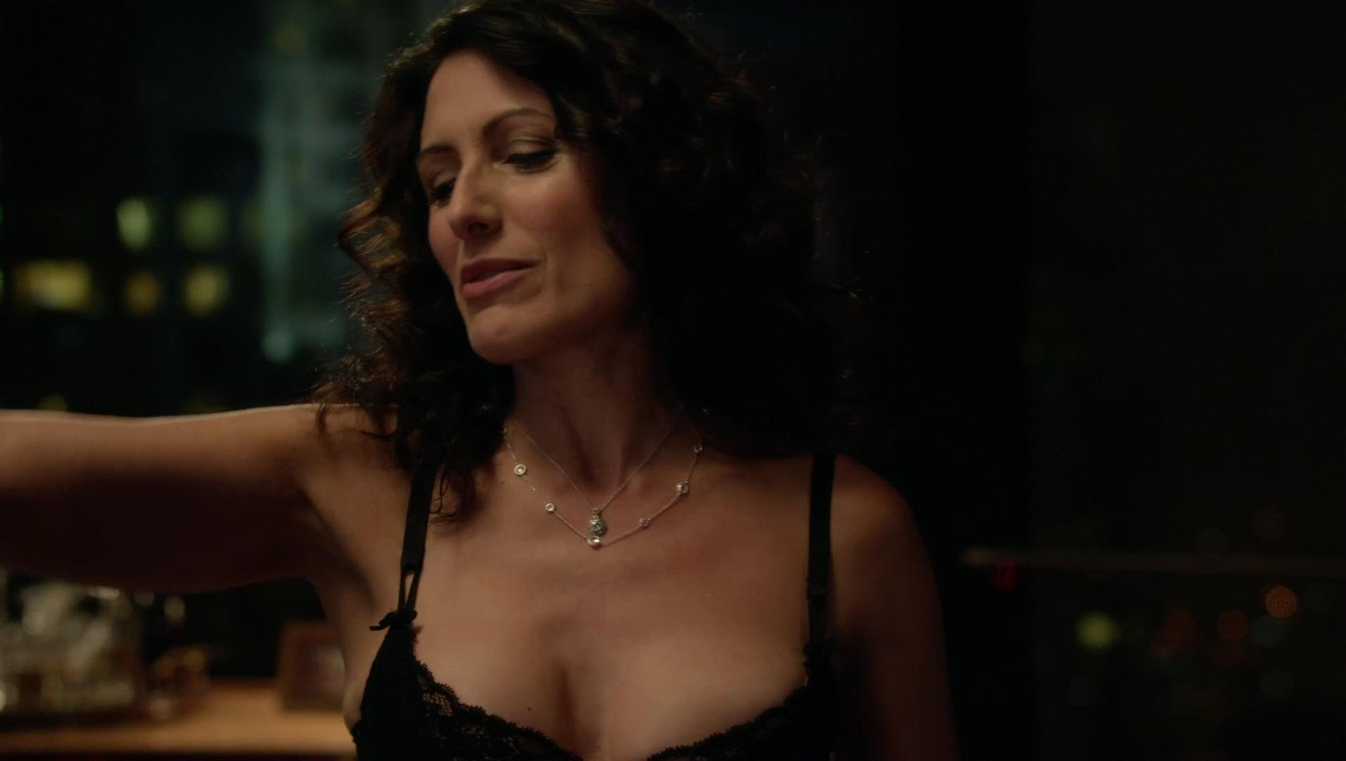 That big lisa edelstein boob even started the