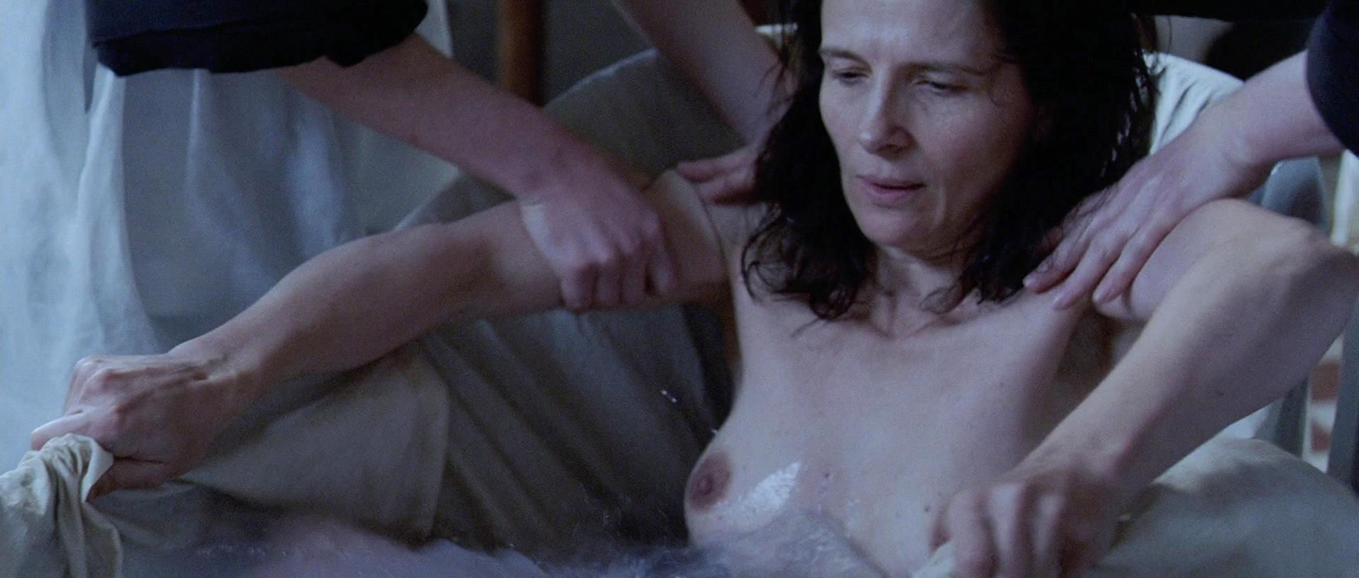 Juliette binoche nude naked agree, this