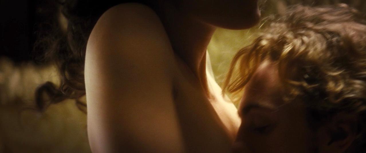 Think, keira knightley lesbian sex scene