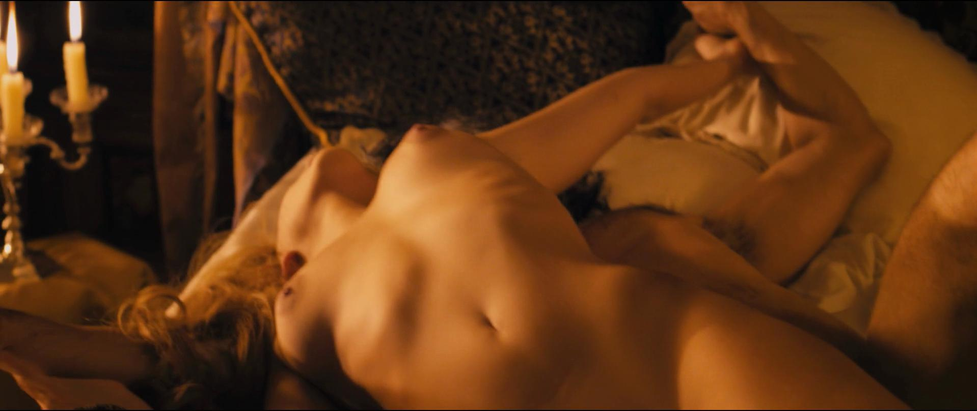 image Nora arnezeder nude boobs and nipples in angelique movie