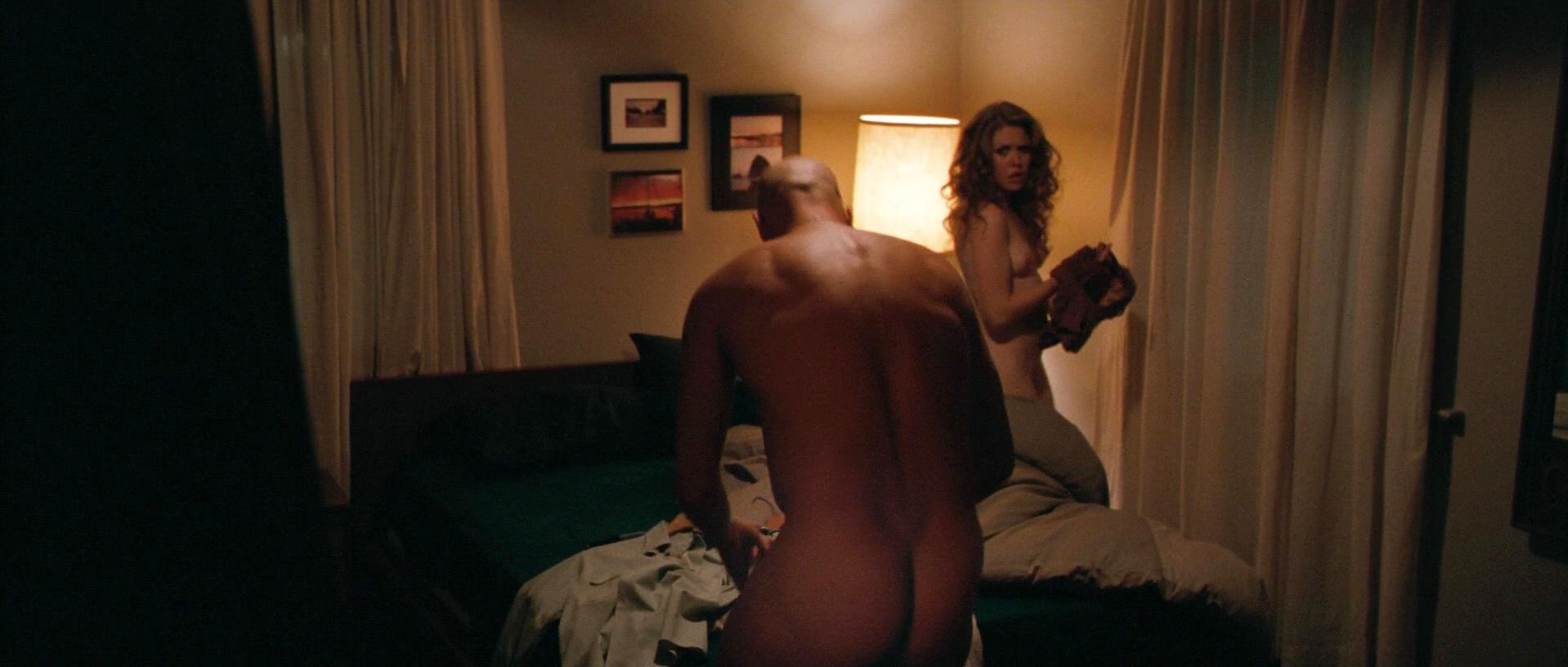 Jena malone and lisa joyce nude the messenger