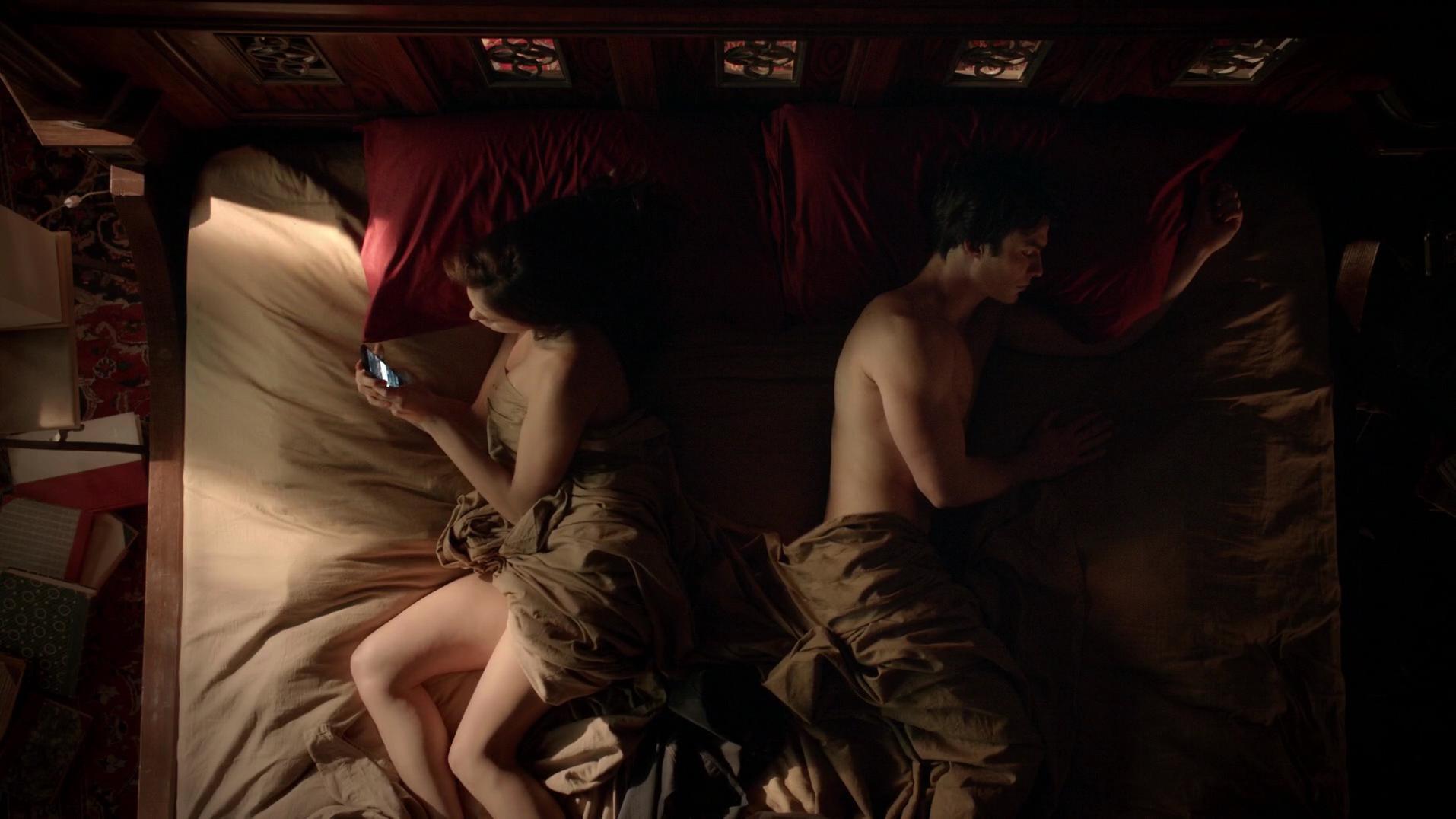 Nina dobrev sex scene