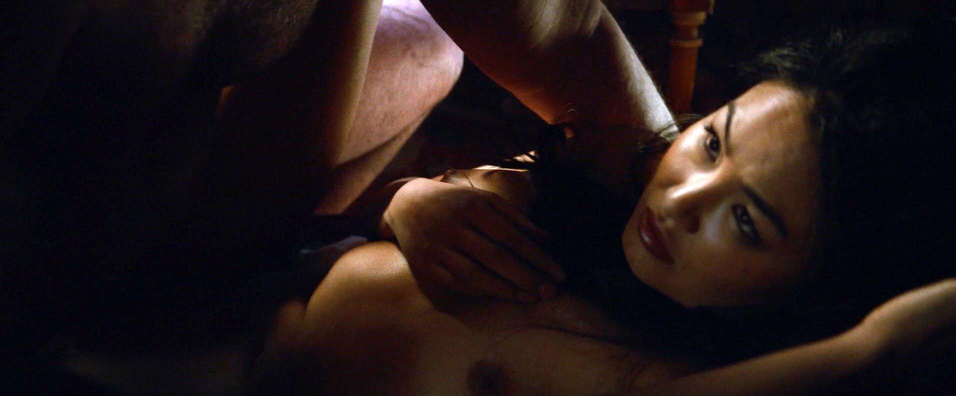 Rosario dawson full frontal in trance hd - 3 part 4