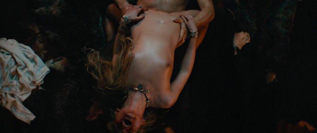 Aleksandra Bortich nude - Viking (2016)