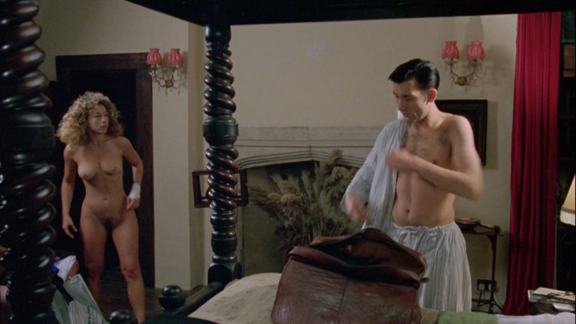 From alex kingston naked TIMO hardy