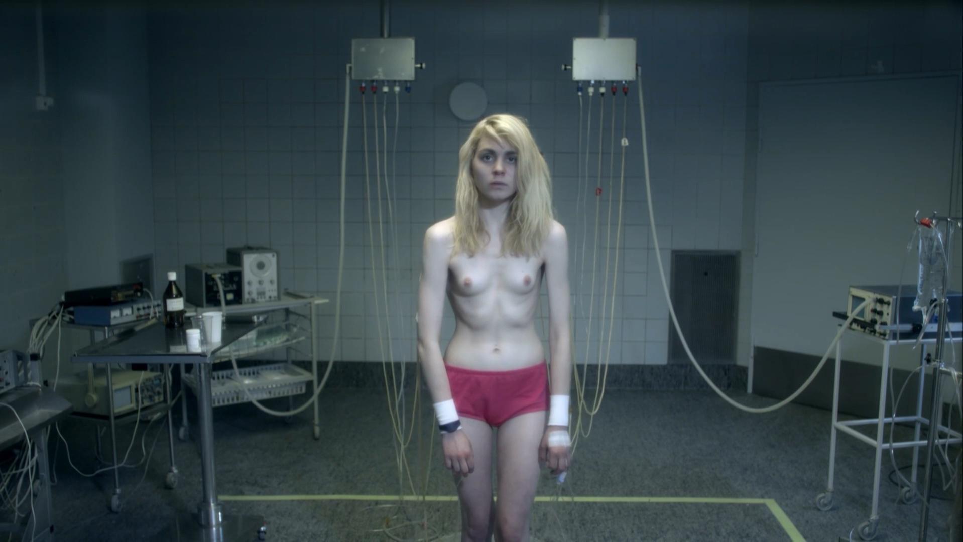 Frederikke Dahl Hansen nude, Victoria Carmen Sonne nude - Teenland (2014)