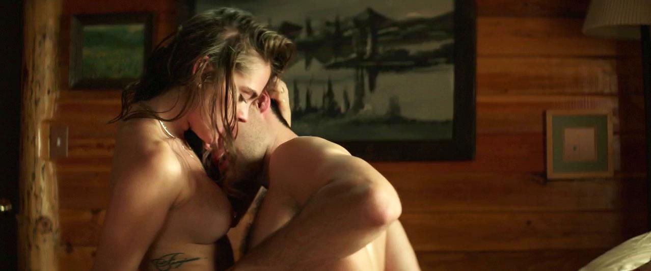 Nadine Crocker nude - Cabin Fever (2016)