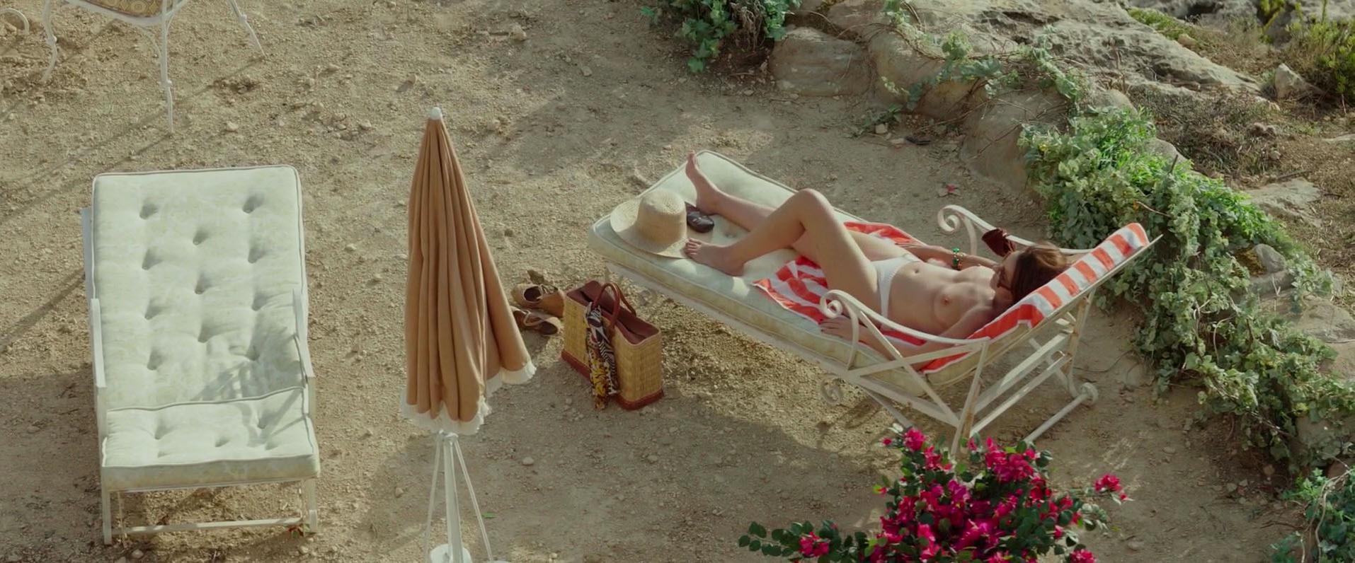 Melanie Laurent nude - By The Sea (2015)