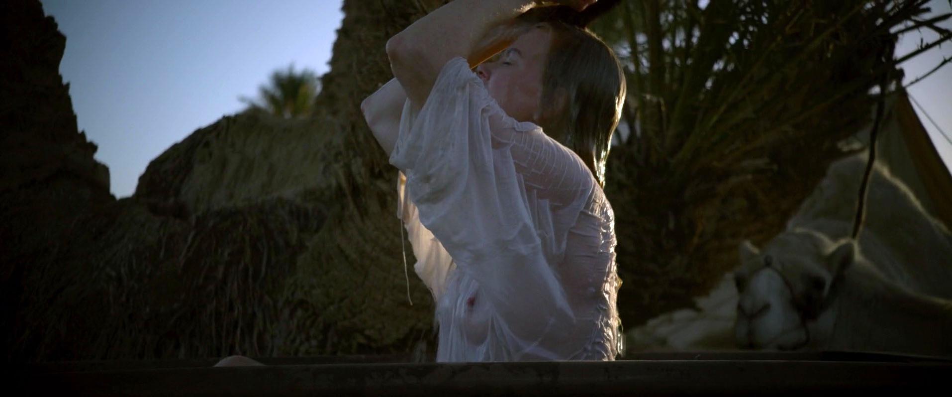 Nicole Kidman nude - Queen Of The Desert (2016)