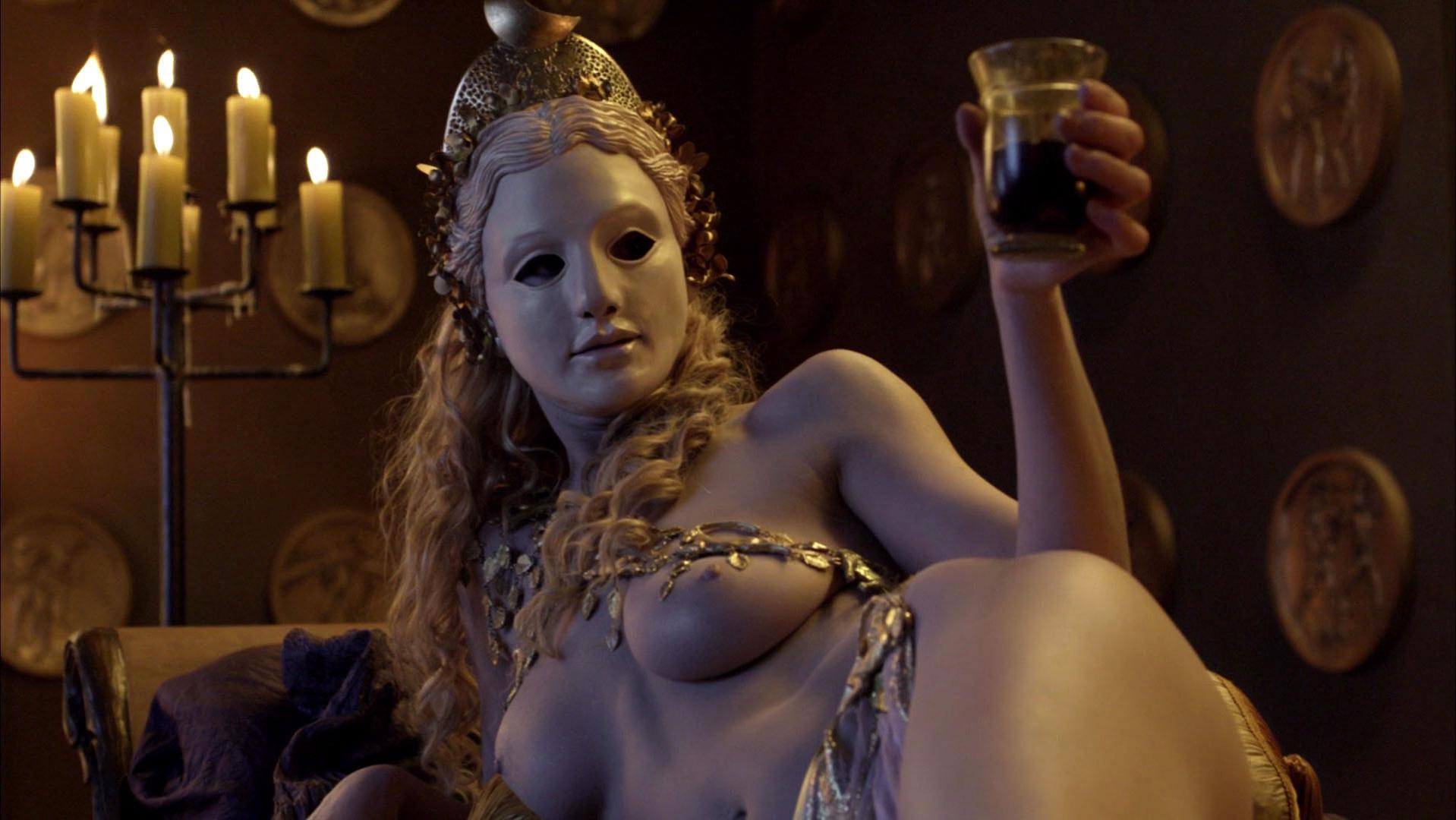 Viva Bianca nude - Spartacus: Blood and Sand s01e09 (2010)