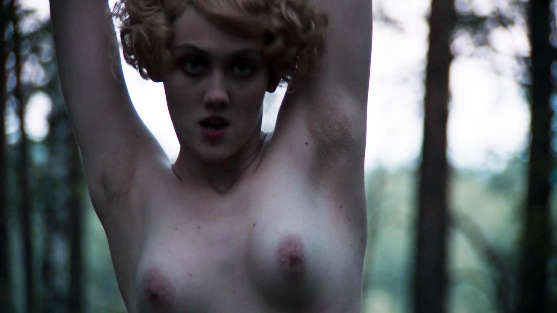 Polina Aug nude - Angely Revolutsii (2014)