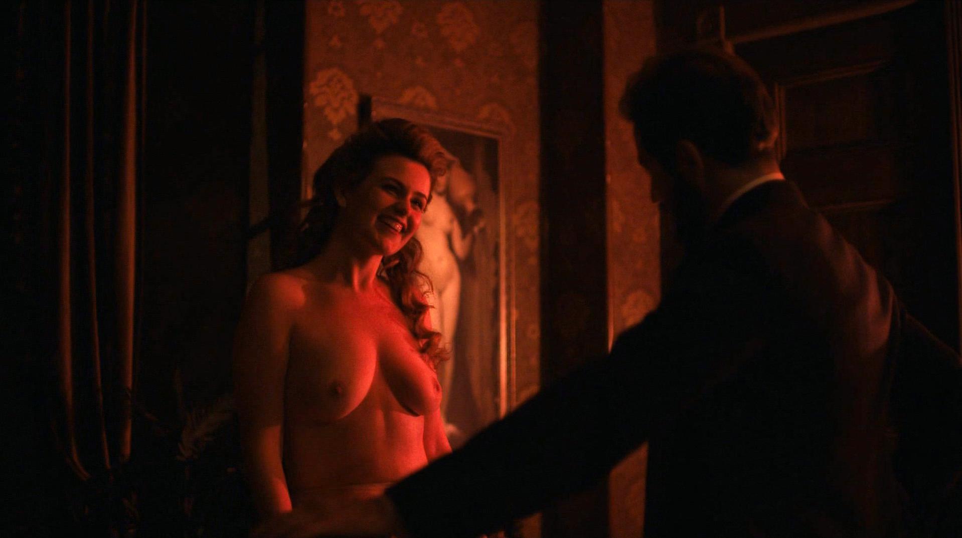 Rachel Annette Helson nude - The Knick s02e04 (2015)
