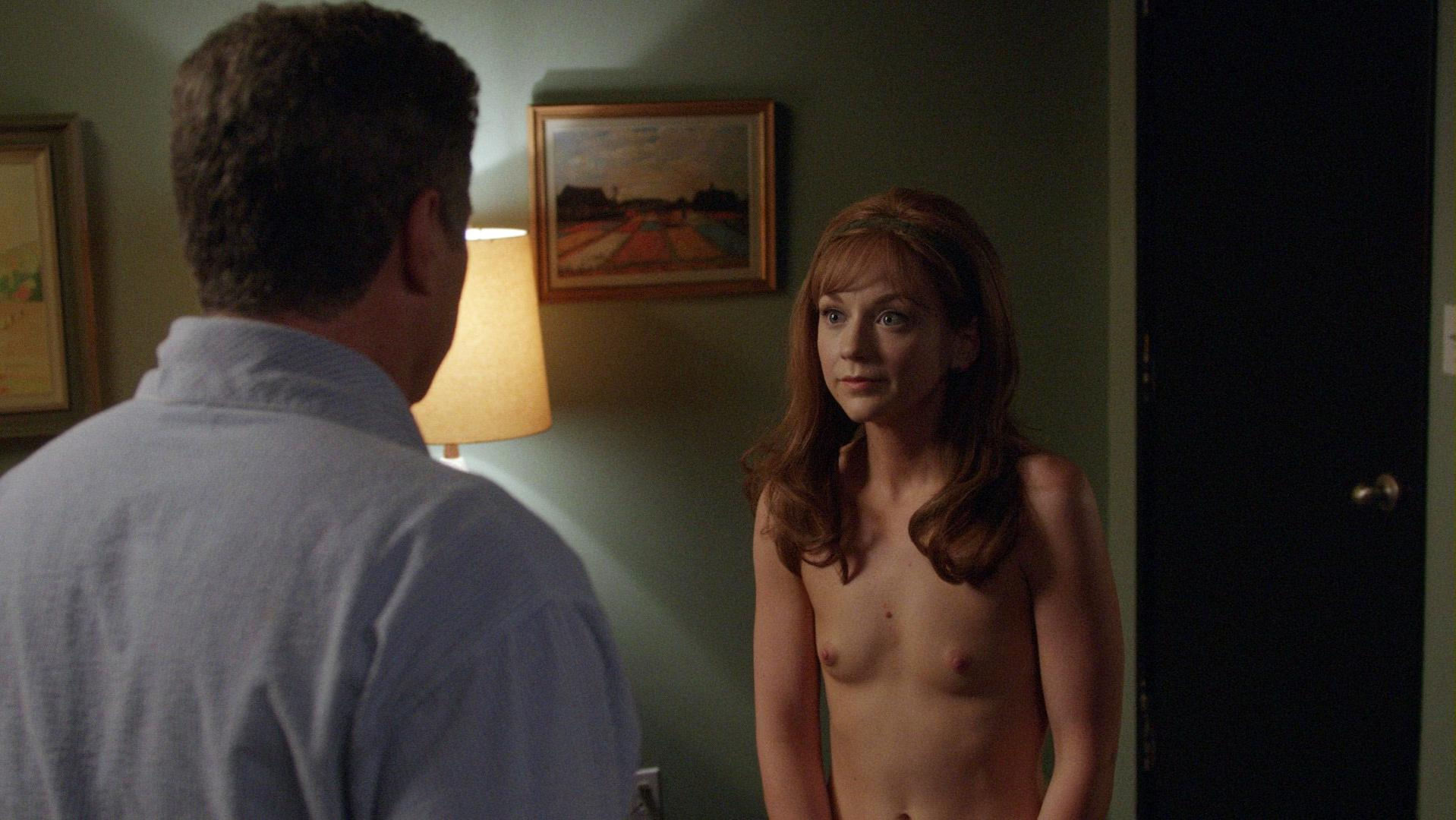 Emily Kinney nude - Masters of Sex s03e09 (2015)