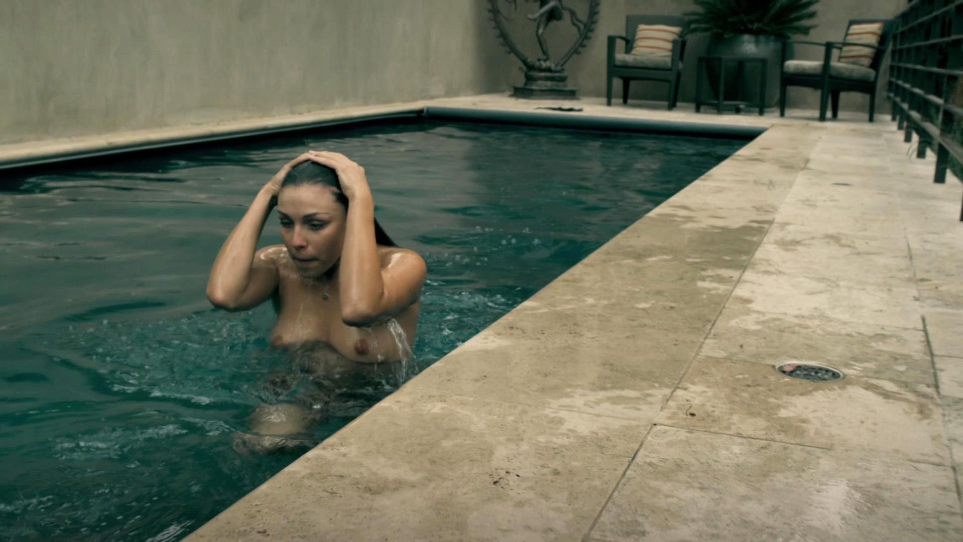 Lili Mirojnick nude - Assassins Tale (2013)