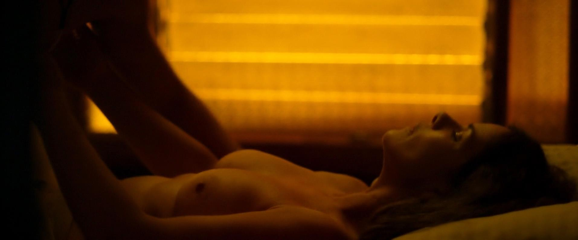 Marcia Gay Harden nude - After Words (2015)