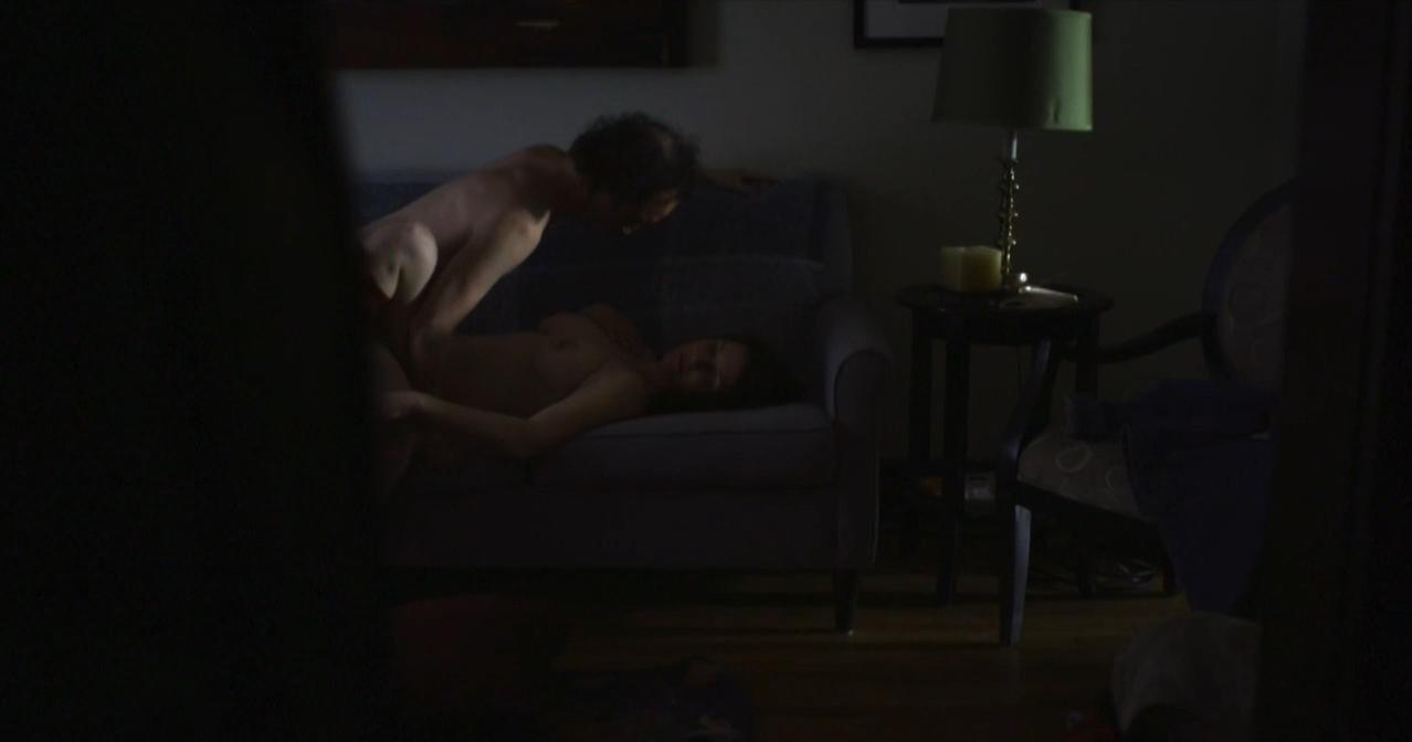 Krista MacDonald nude - Sex & Violence s01e04 (2013)