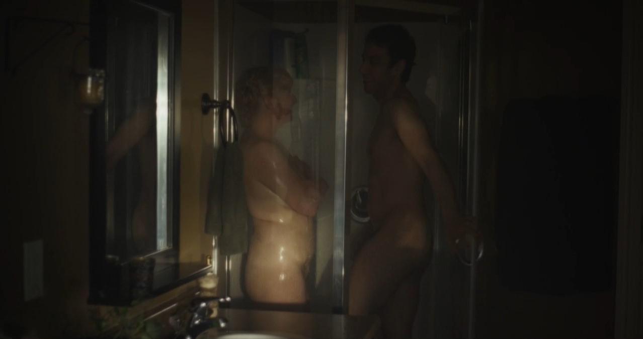 Jackie Torrens nude - Sex & Violence s01e01 (2013)