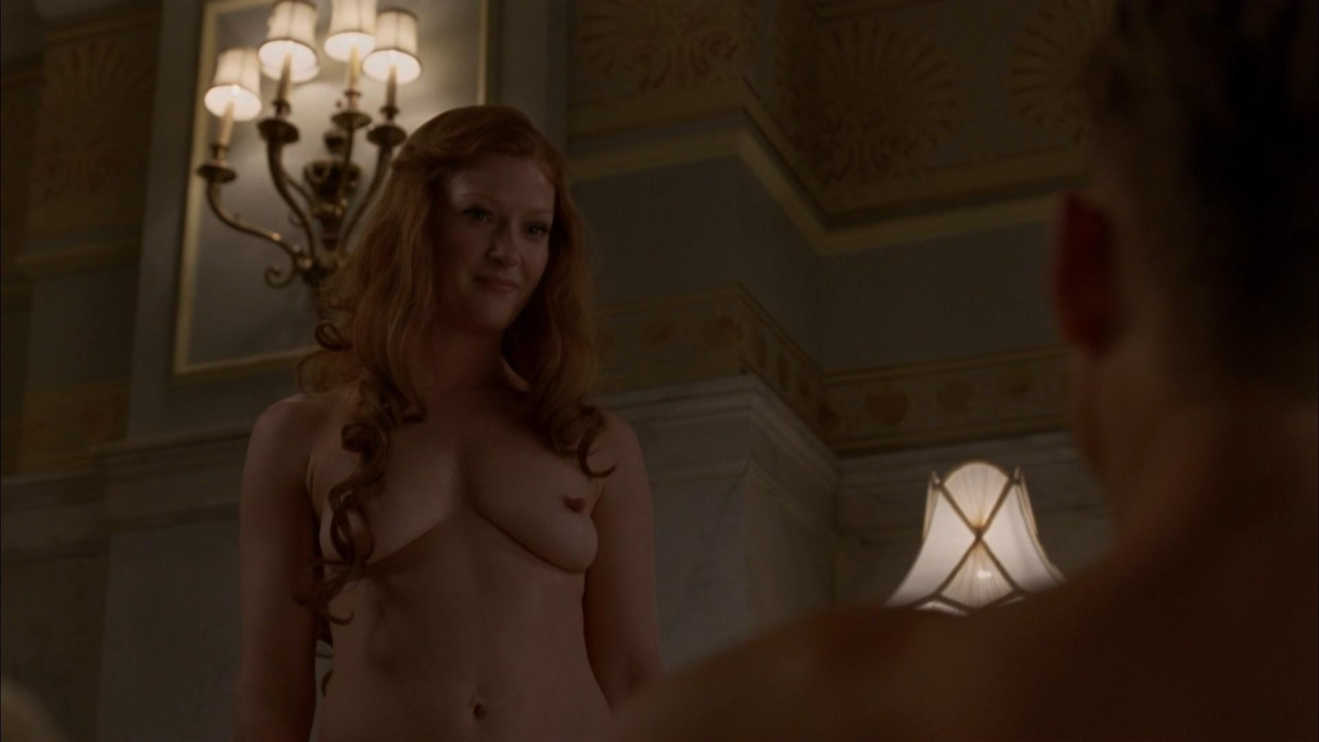 Gretchen Mol nude - Boardwalk Empire s03e07 (2012)