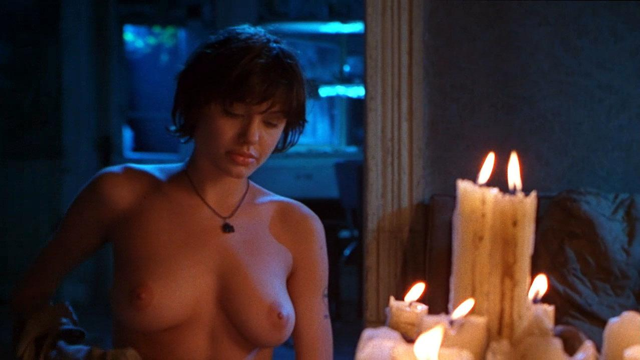 Necessary words... Angelina jolie nude movie clips