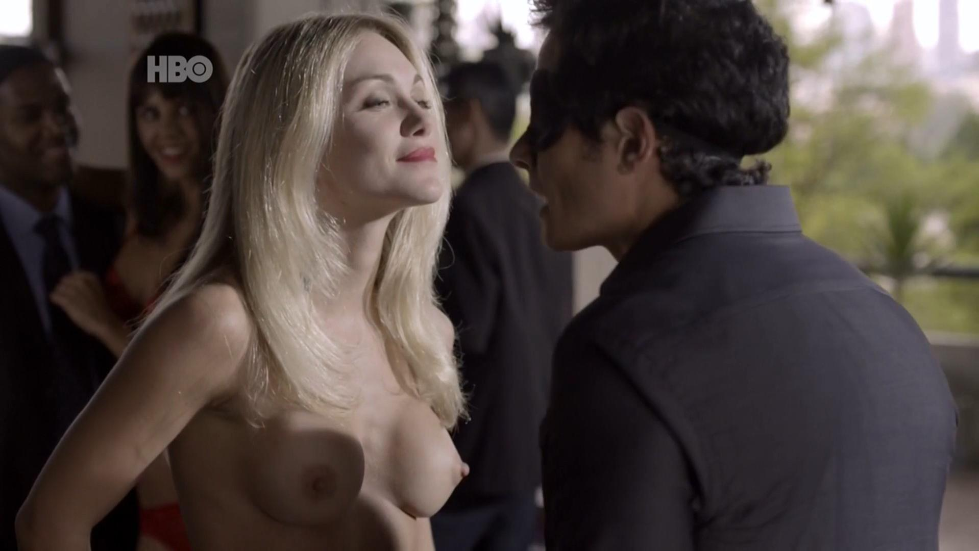 Joyce Almeida nude, Aline Samy nude - O Negocio s02e10 (2014)