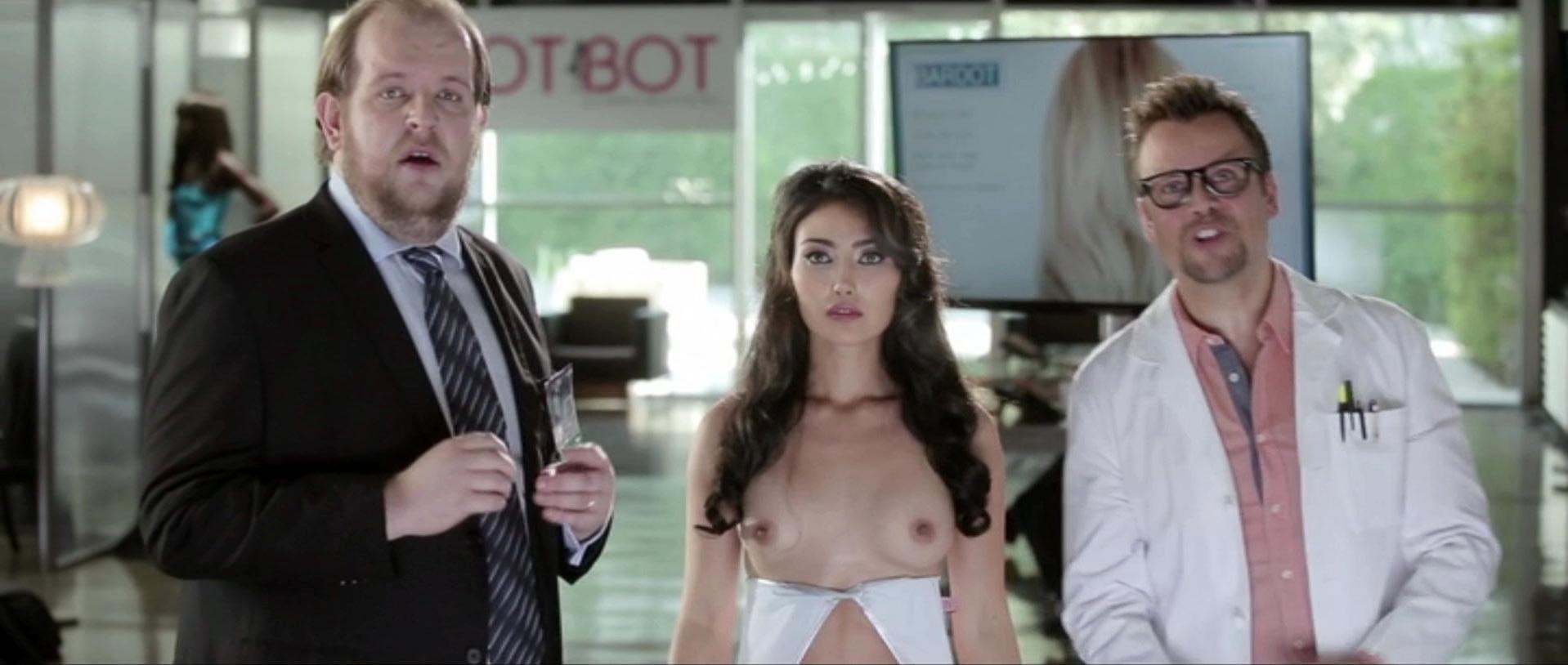 Chasty Ballesteros nude - Hot Bot (2016)