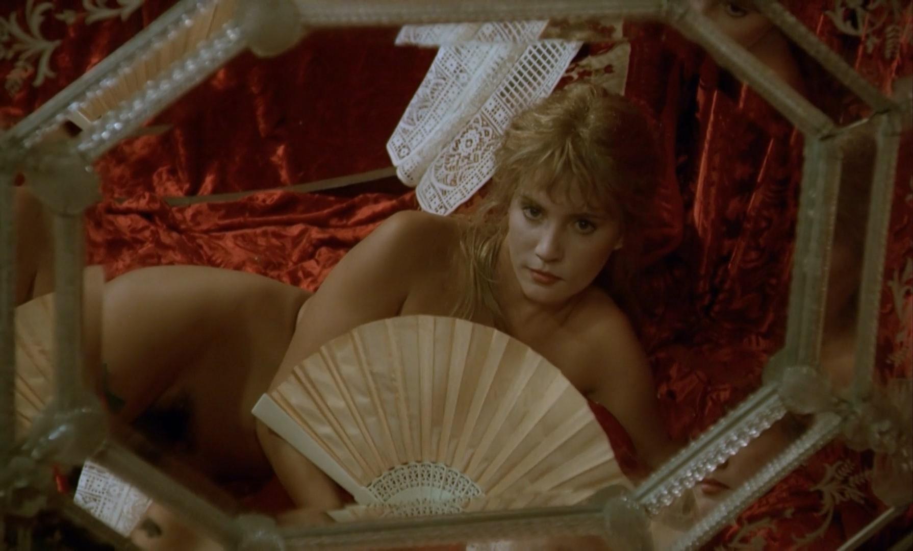 Annie Belle nude - La nuit de Varennes (1982)