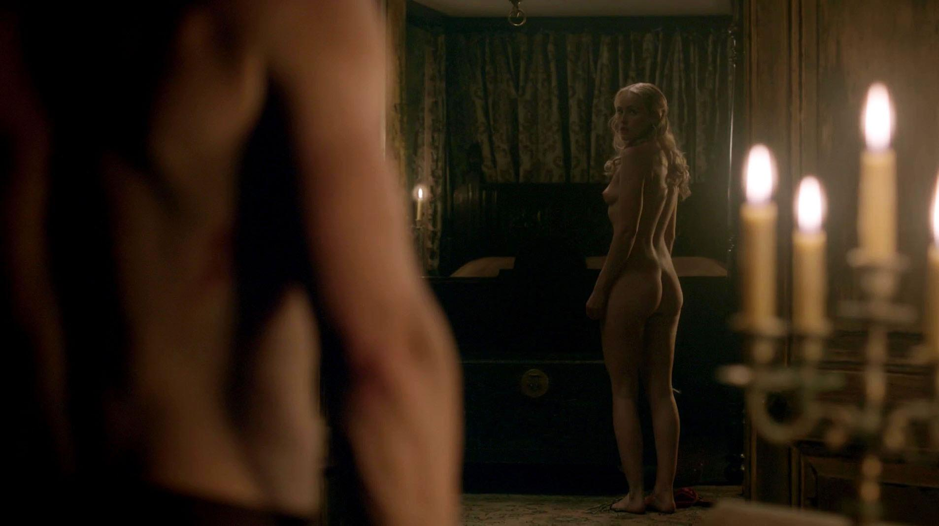 Hannah New nude - Black Sails s03e07 (2016)