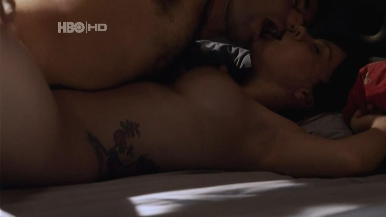 Cynthia Falabella nude - FDP s01e03 (2012)