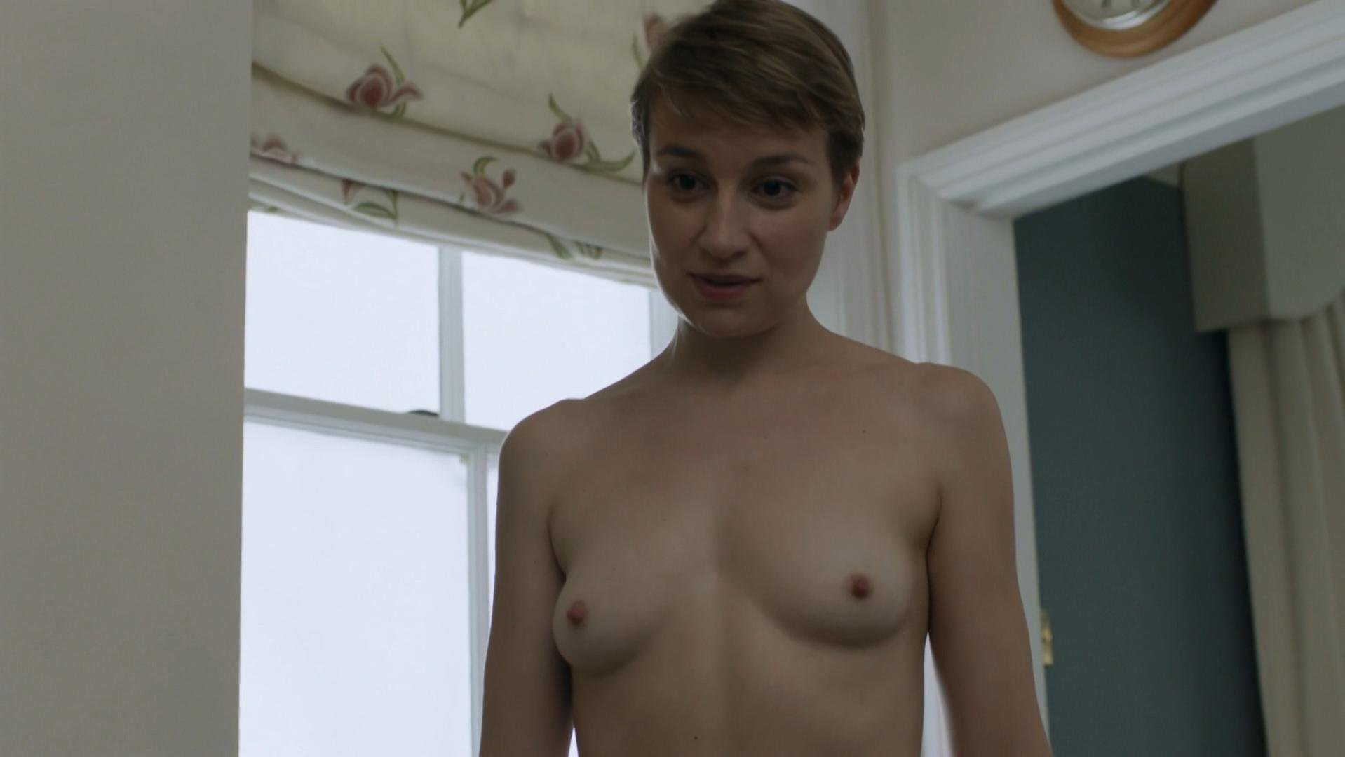Anamaria Marinca nude - The Politician's Husband (2013)