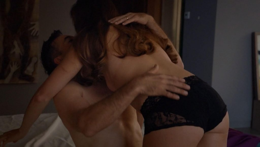 Amanda righetti sex video