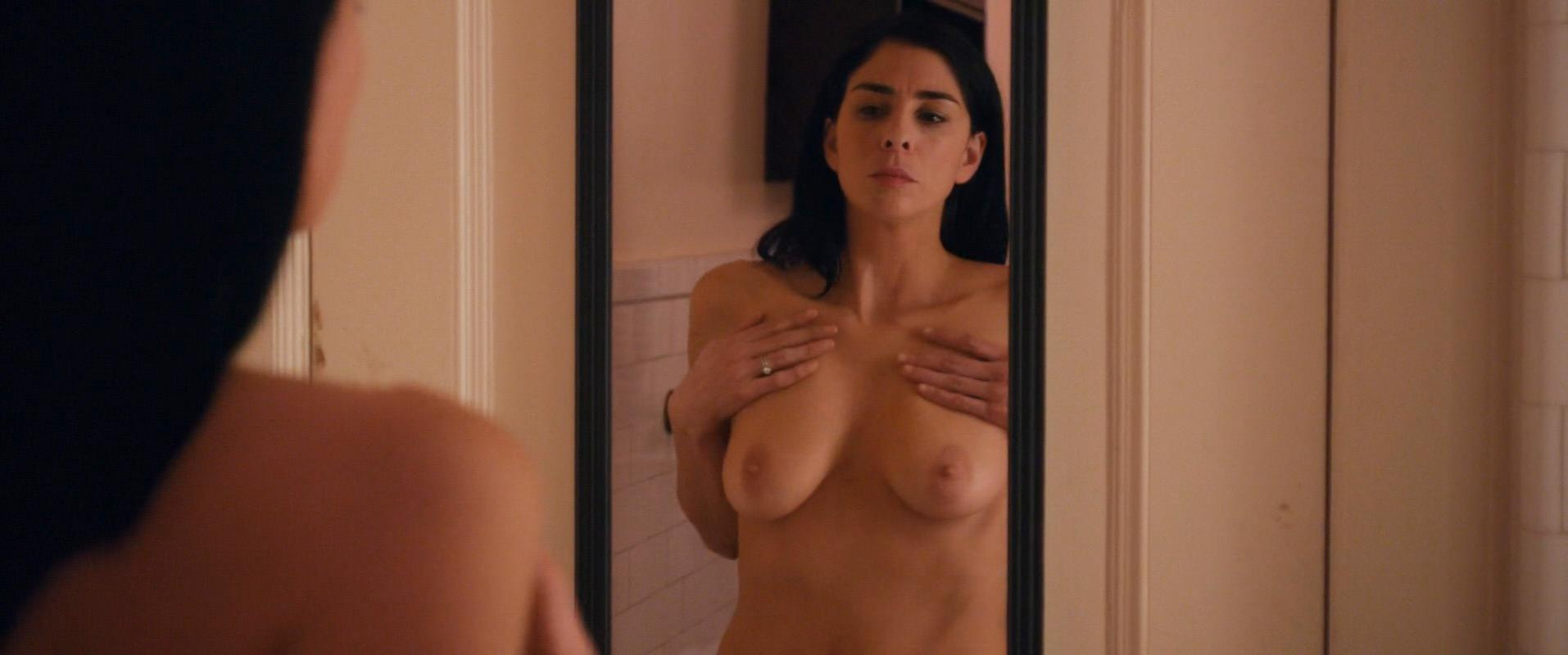 Have sarah silverman nipple slip