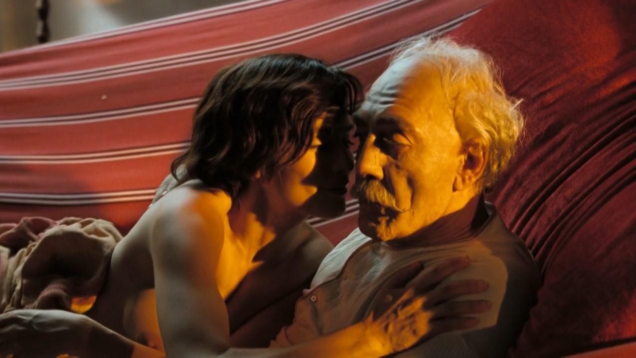 Carla gugino rya kihlstedt and anna levine nude lesbo scene - 1 2