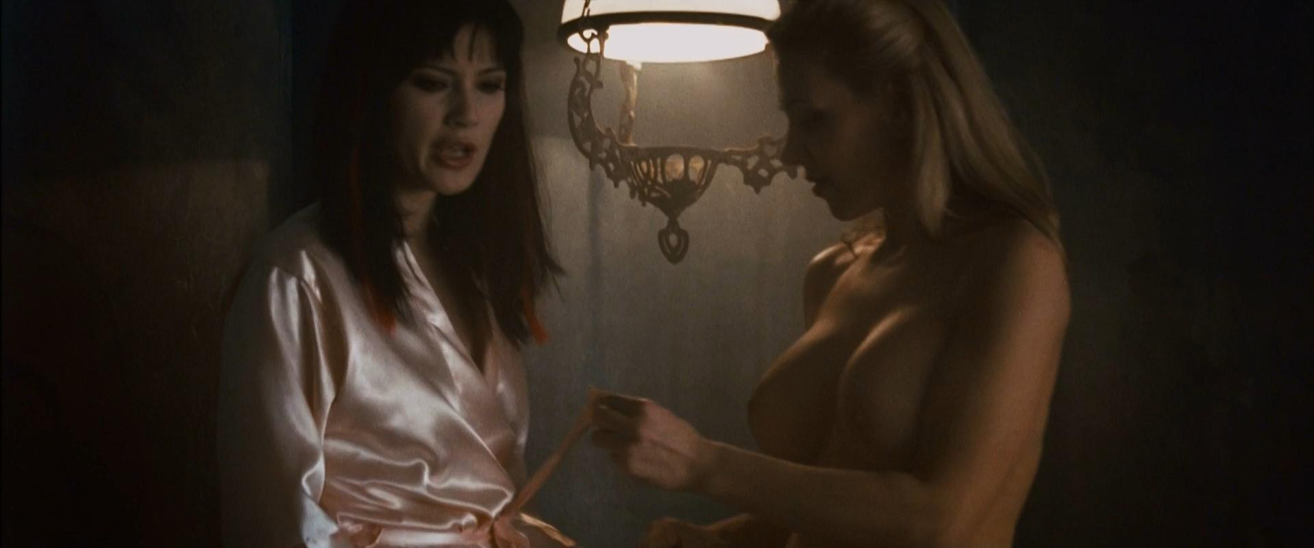 Natassia Malthe nude, Davorka Tovilo nude - BloodRayne The Third Reich (2011)