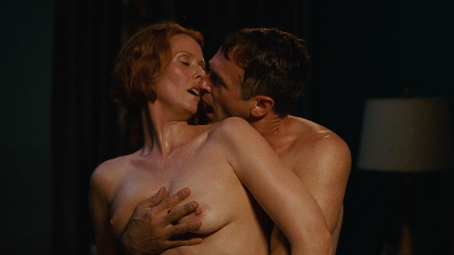 sex and the city movie full frontal