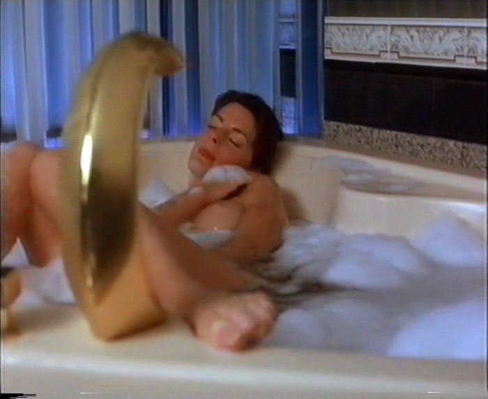 Joan Severance nude - Profile for Murder (1996)
