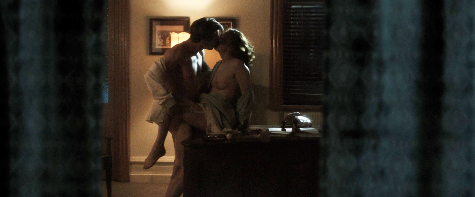 Madeleine West nude - Predestination (2014)
