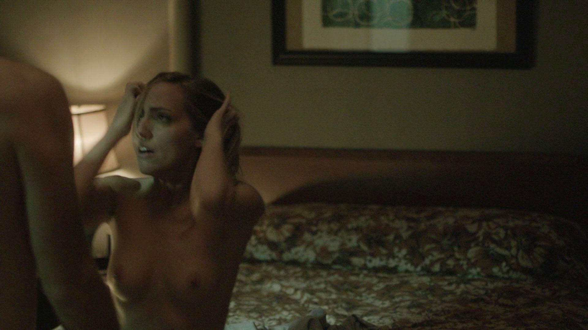 Zibby Allen nude - Rogue s04e03 (2017)