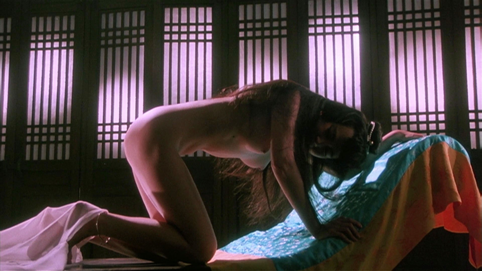 Isabella Chow nude - Sex and Zen (1991)