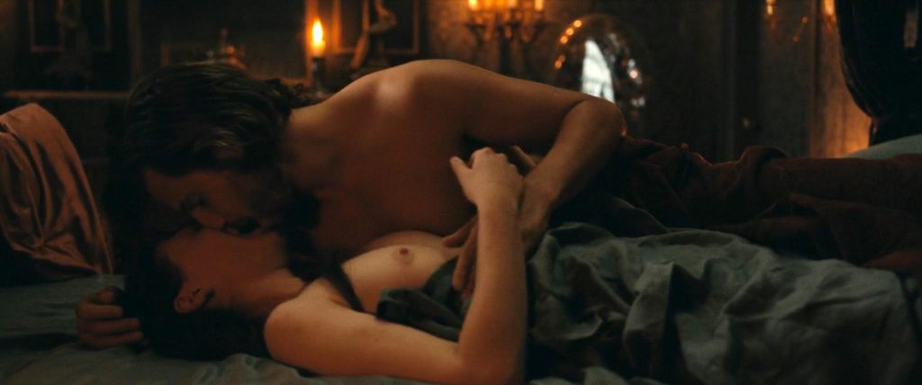 Mia wasikowska sex scene