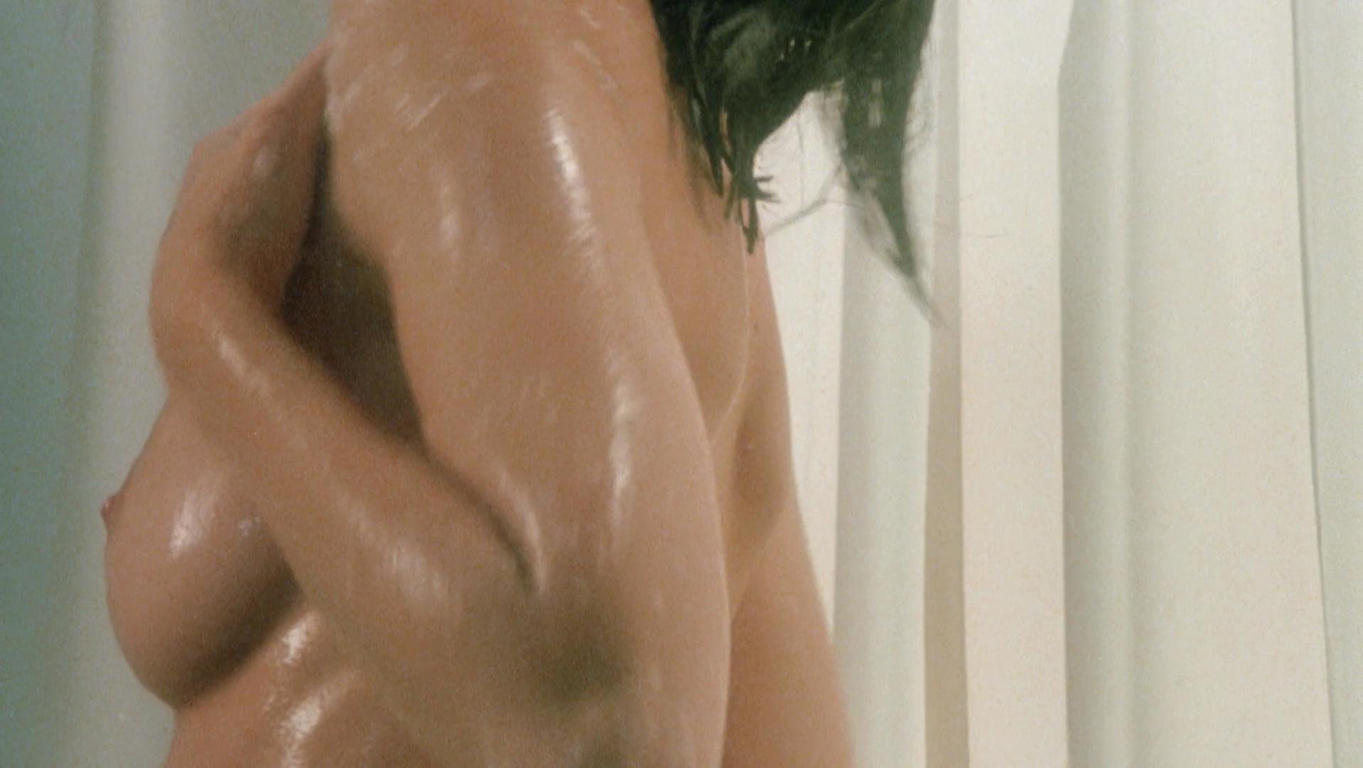 Kim Cattrall nude - Split Second (1992)