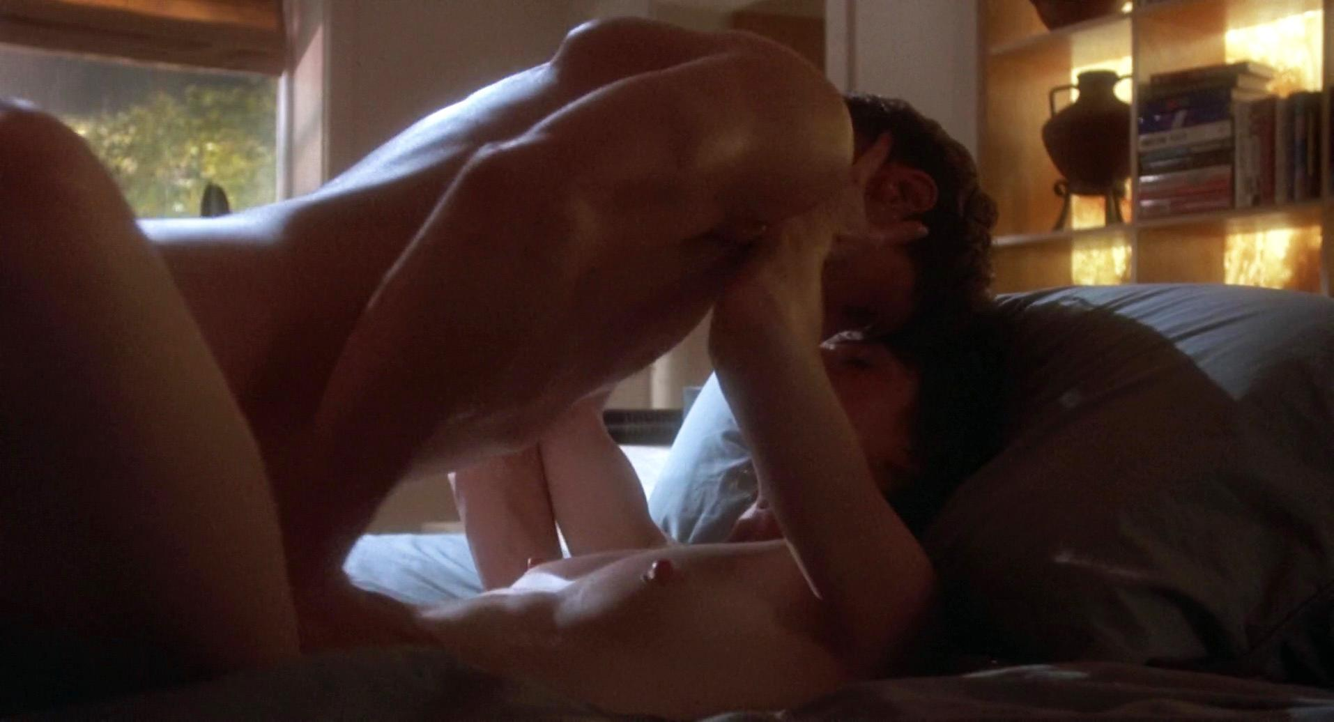 Body Of Evidence Nude Scene