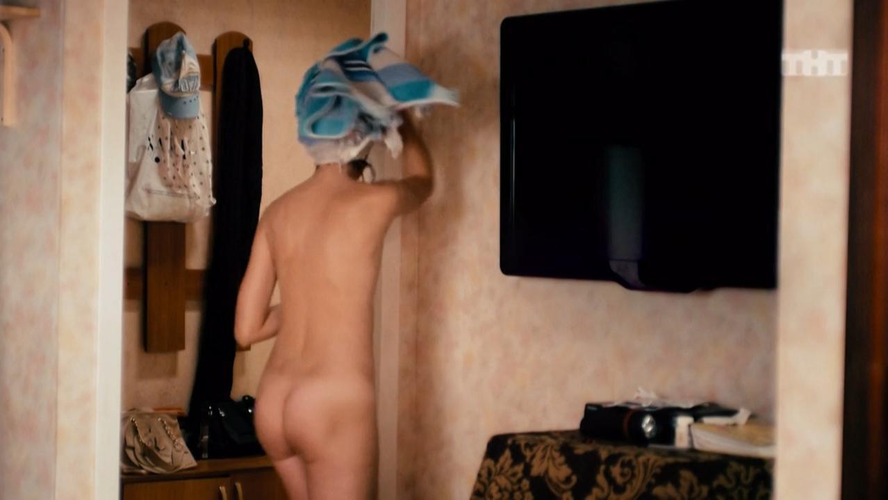 Evgeniya Kalinets nude - Ozabochennye ili Lyubov zla s01e18 (2015)