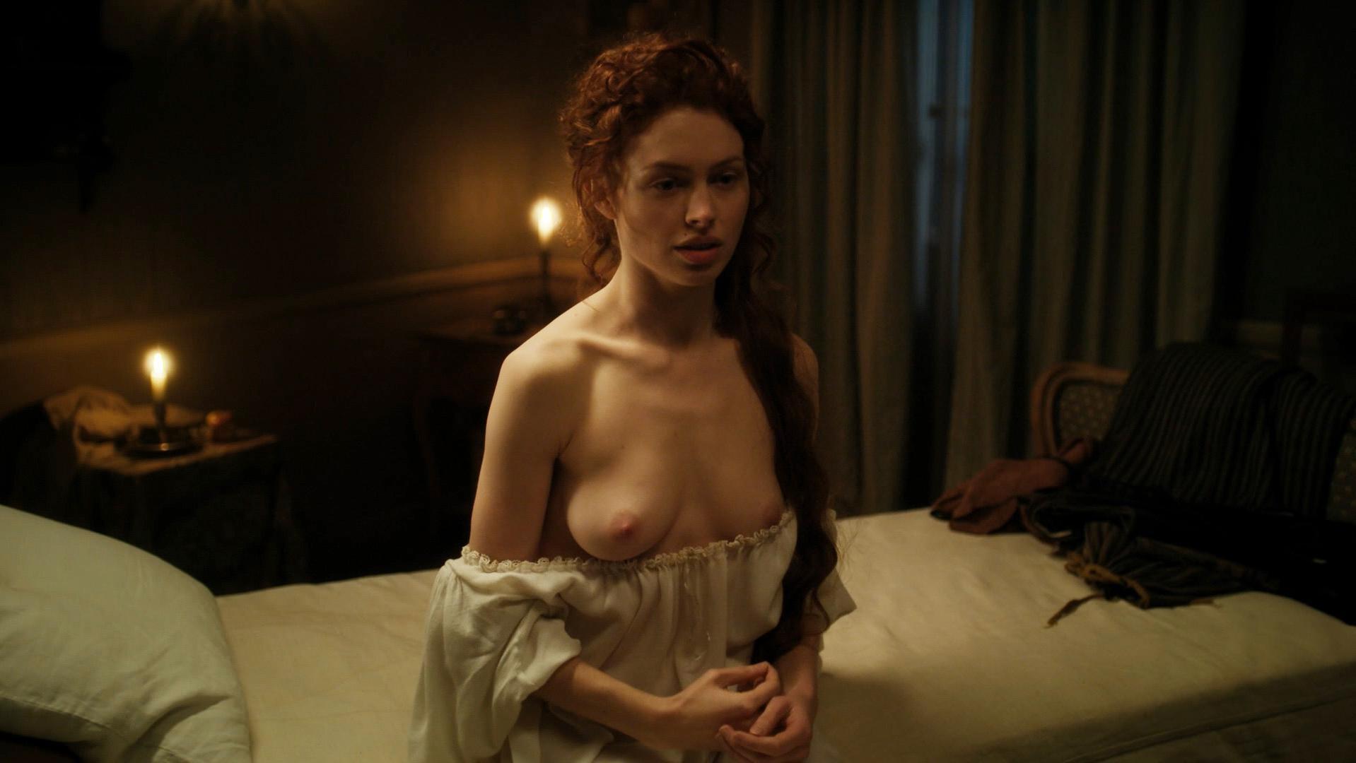 Sarah Winter nude - Casanova s01e01 (2015)