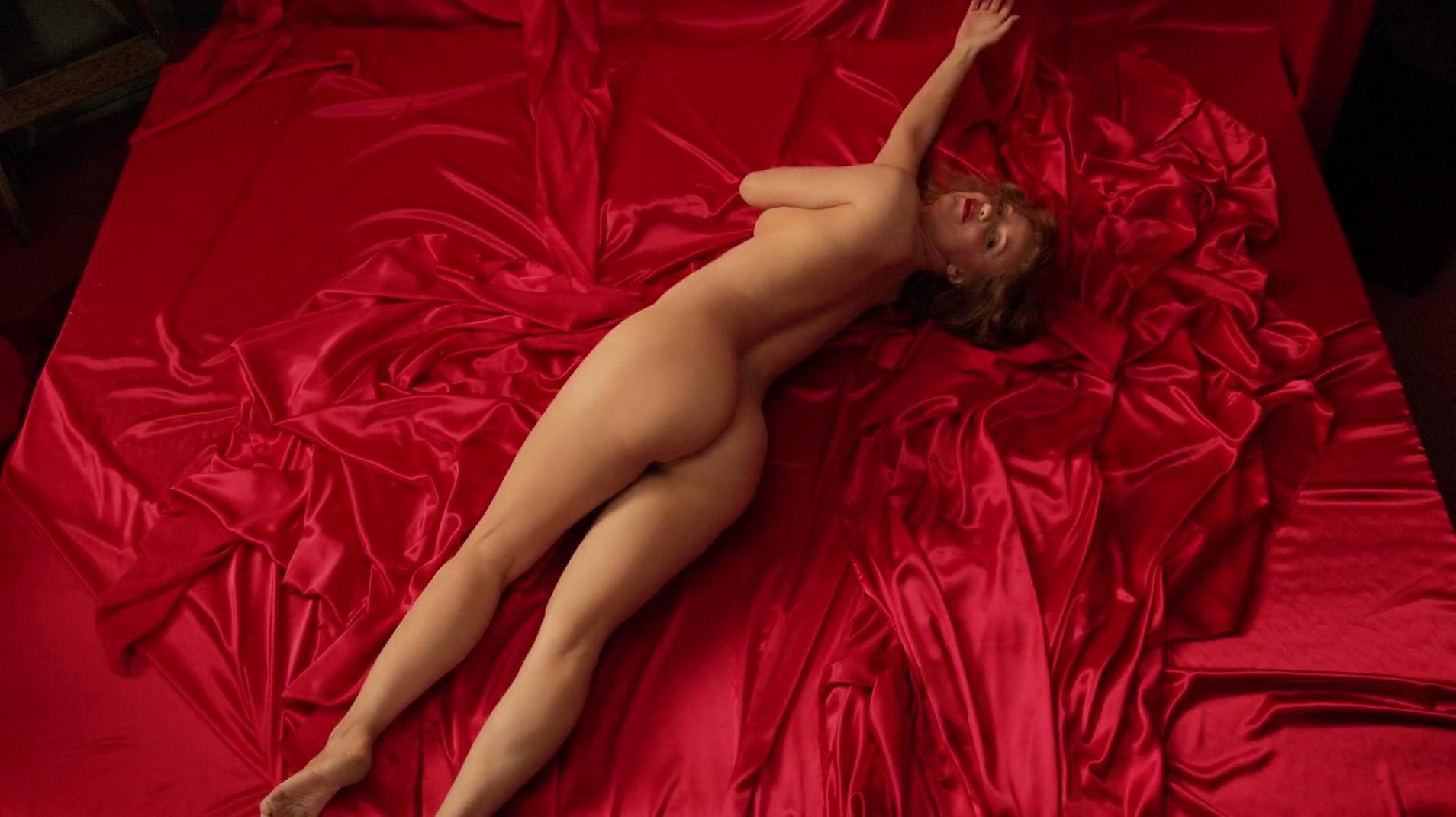 Kelli Garner nude - The Secret Life of Marilyn Monroe s01e01 (2015)