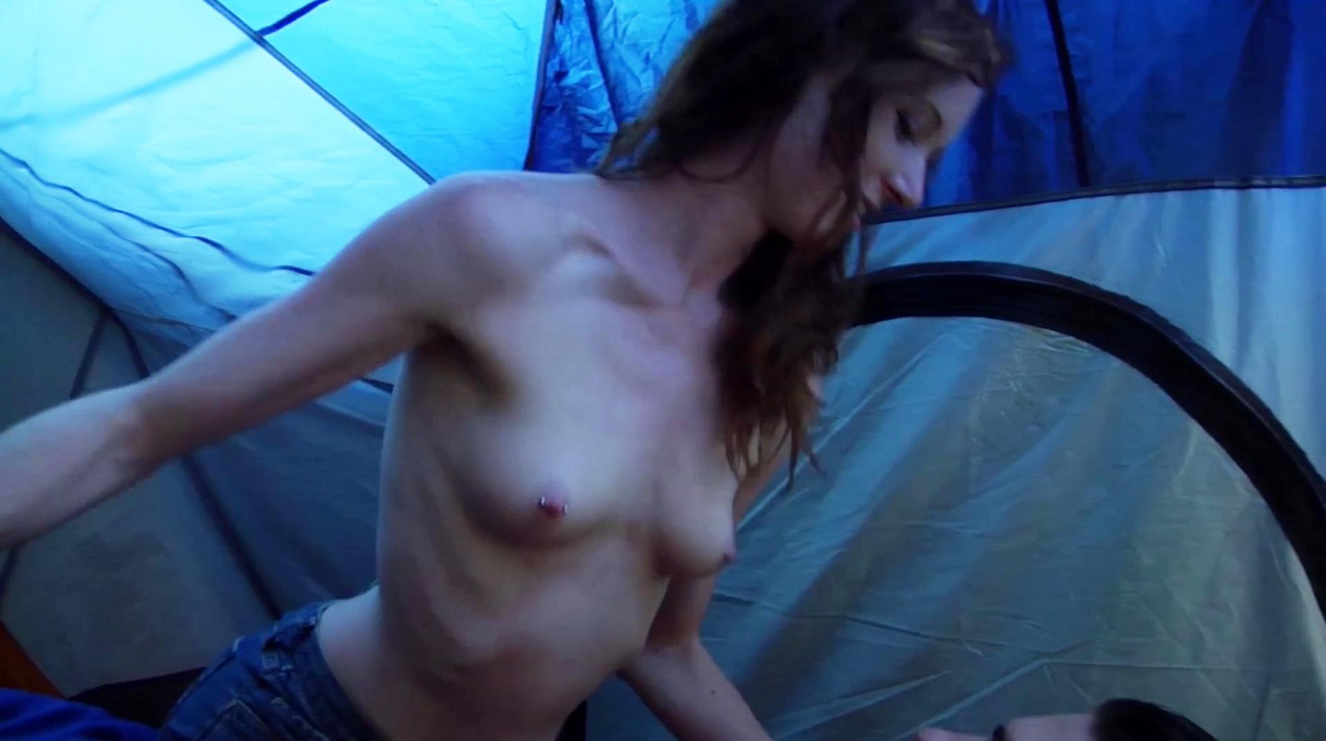 Jill Evyn nude - Axe Giant: The Wrath of Paul Bunyan (2013)