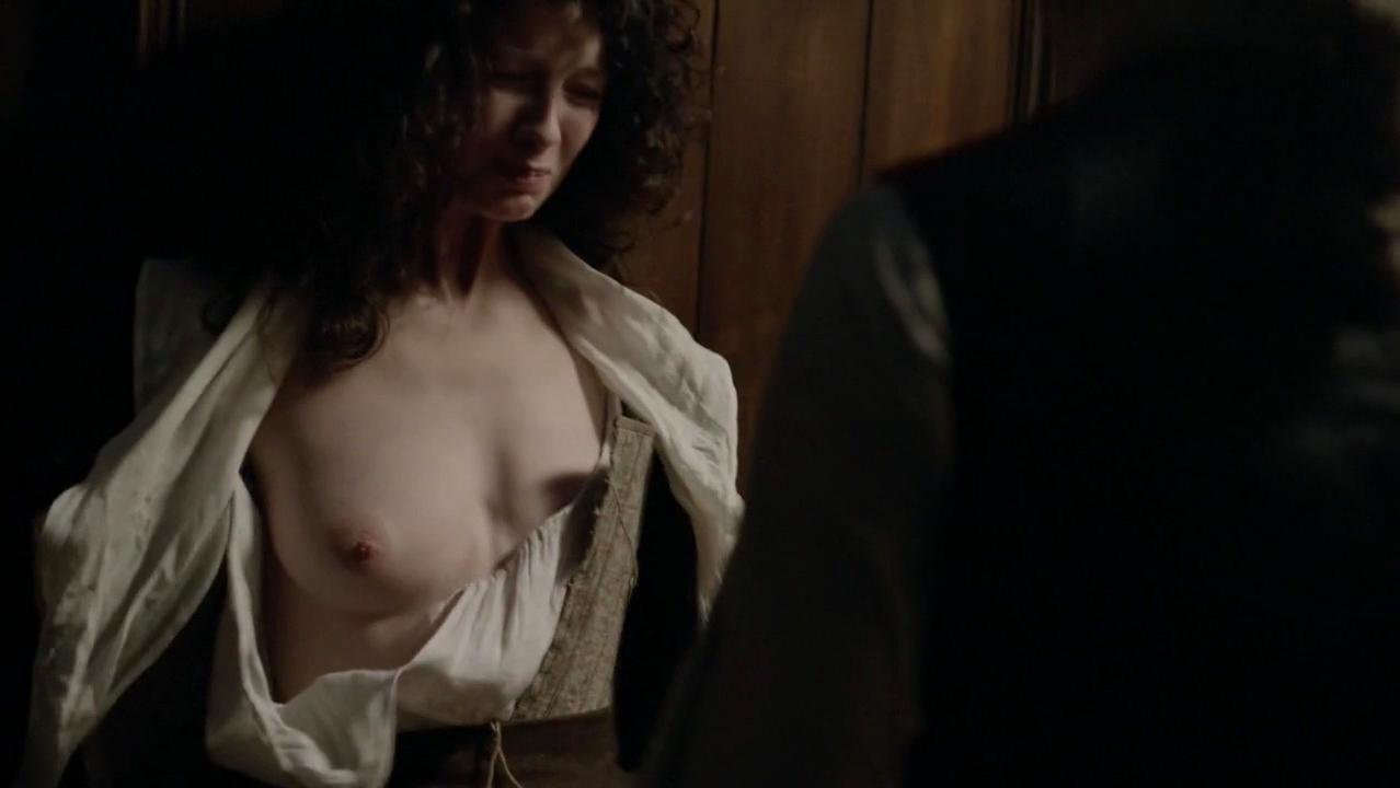 Caitriona balfe nude outlander s01e07