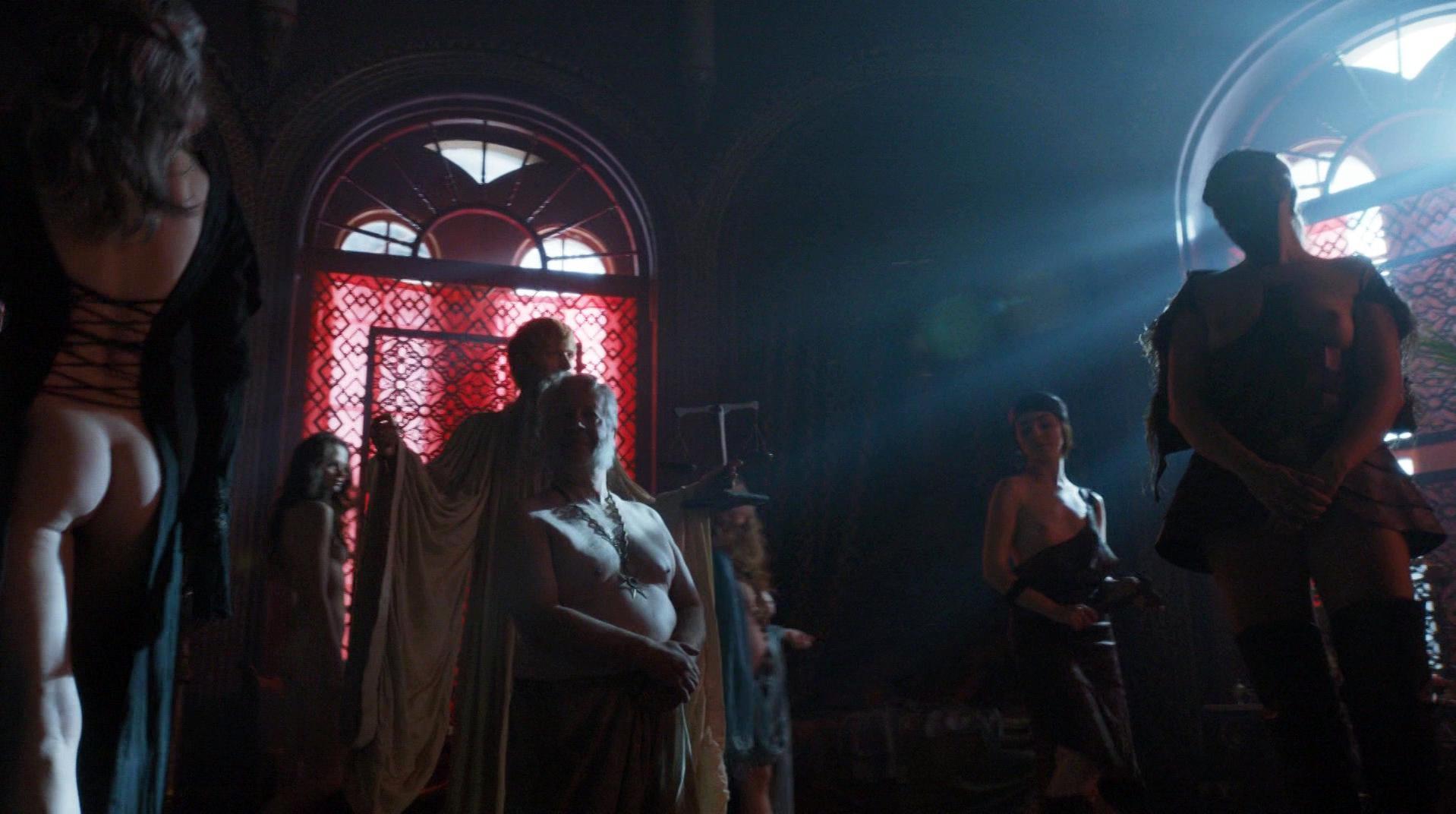 Natalie Dormer sexy, Xena Avramidis nude - Game of Thrones s05e03 (2015)