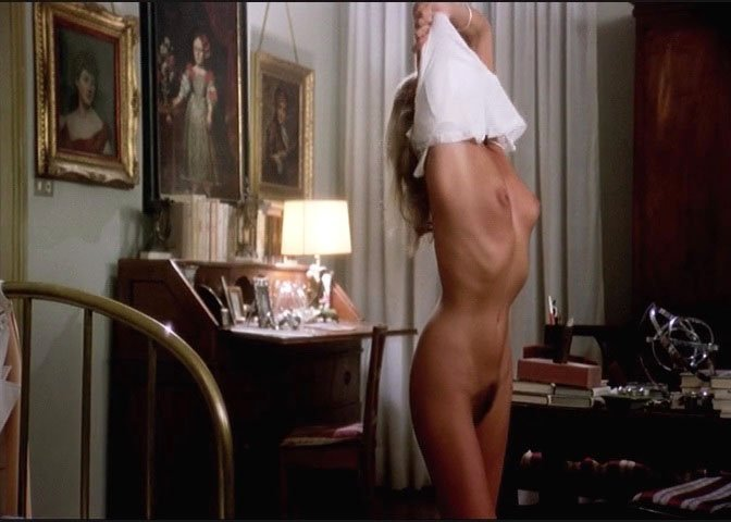 Ursula Andress nude - The Sensuous Nurse (1975)