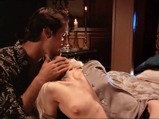Maria Ford nude - The Glass Cage (1996)
