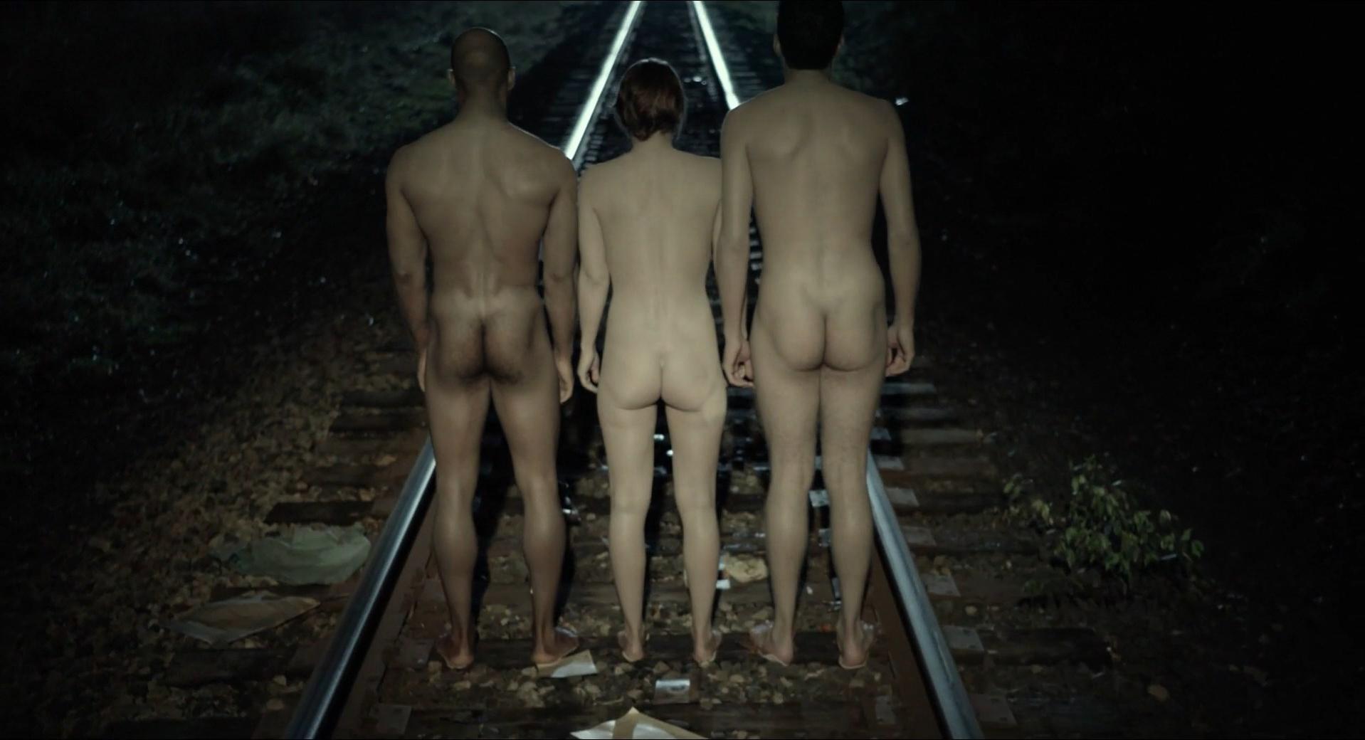 man to man nude